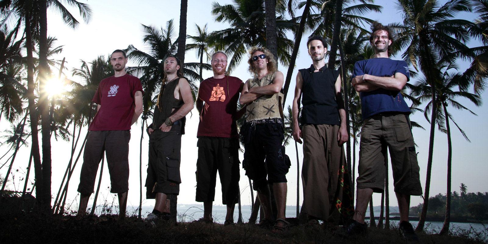 Hilight Tribe<br> + IRoots<br> + Scientyfreaks